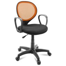 Компьютерное кресло для детской комнаты Dikline KD30 Оранжевый, Цвет товара: Оранжевый