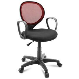 Компьютерное кресло для детской комнаты Dikline KD30 Бордо, Цвет товара: бордовый