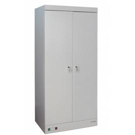 Металлический сушильный шкаф для одежды и обуви ШСО- 2000, Цвет товара: Серый