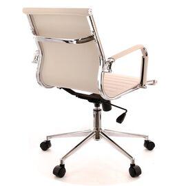 Компьютерное кресло Everprof Leo T экокожа бежевый, Цвет товара: Бежевый, изображение 4