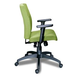 Компьютерное кресло МГ19 709 ПАУК КИТОН 08 САЛАТ Мирэй Групп, изображение 3