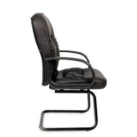 Офисное кресло для посетителей Chairman CH 416 V, Цвет товара: Черный, изображение 3