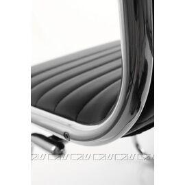 Офисное кресло для посетителей Team Vi (C2W), Цвет товара: Черный, изображение 4