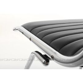 Офисное кресло для посетителей Team Vi (C2W), Цвет товара: Черный, изображение 7