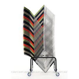Офисное кресло для посетителей Web Vi (C2W), Цвет товара: Черный, изображение 6