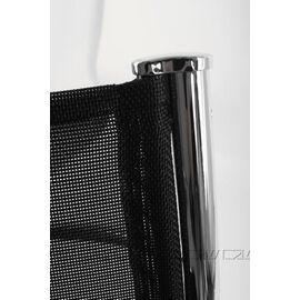 Офисное кресло для посетителей Line-M Vi (C2W), Цвет товара: Черный, изображение 4