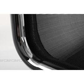 Офисное кресло для посетителей Line-M Vi (C2W), Цвет товара: Черный, изображение 8