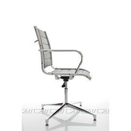 Офисное кресло для посетителей Line Vi base (C2W), Цвет товара: Черный, изображение 2