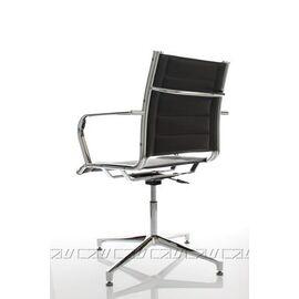Офисное кресло для посетителей Line Vi base (C2W), Цвет товара: Черный, изображение 3