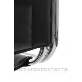 Офисное кресло для посетителей Line Vi base (C2W), Цвет товара: Черный, изображение 4