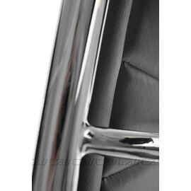 Офисное кресло для посетителей Line Vi base (C2W), Цвет товара: Черный, изображение 5