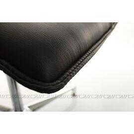 Офисное кресло для посетителей Aim Vi base (C2W), Цвет товара: Черный, изображение 7