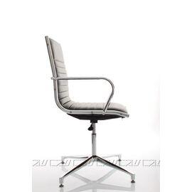 Офисное кресло для посетителей Team Vi base (C2W), Цвет товара: Черный, изображение 2