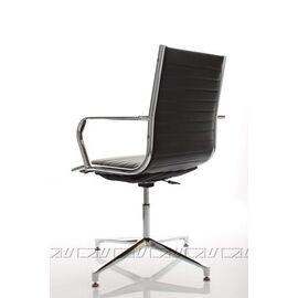 Офисное кресло для посетителей Team Vi base (C2W), Цвет товара: Черный, изображение 3