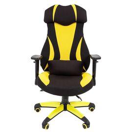 Кресло для геймеров Chairman Game 14 Желтый, Цвет товара: Желтый, изображение 2