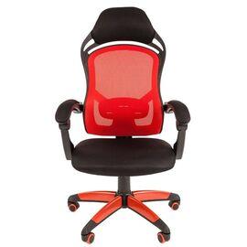 Кресло для геймеров Chairman Game 12 Красное, Цвет товара: Красный, изображение 8