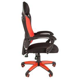 Кресло для геймеров Chairman Game 12 Красное, Цвет товара: Красный, изображение 9