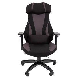 Кресло для геймеров Chairman Game 14 Серый, Цвет товара: Серый, изображение 3