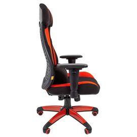 Кресло для геймеров Chairman Game 14 Красный, Цвет товара: Красный, изображение 8