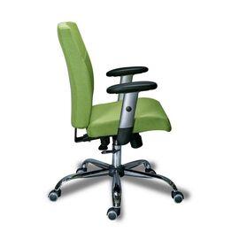 Компьютерное кресло МГ19 RSJ ХРОМ КИТОН 08 САЛАТ Мирэй Групп, изображение 2