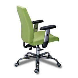 Компьютерное кресло МГ19 RSJ ХРОМ КИТОН 08 САЛАТ Мирэй Групп, изображение 3