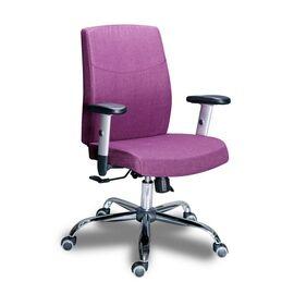 Компьютерное кресло МГ19 RSJ ХРОМ КИТОН 08 САЛАТ Мирэй Групп, изображение 5