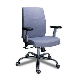 Компьютерное кресло МГ19 RSJ ХРОМ КИТОН 08 САЛАТ Мирэй Групп, изображение 6