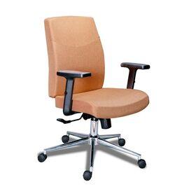 Компьютерное кресло МГ19 709 ПАУК ХРОМ КИТОН 08 САЛАТ Мирэй Групп, изображение 2