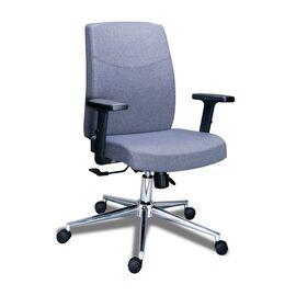 Компьютерное кресло МГ19 709 ПАУК ХРОМ КИТОН 08 САЛАТ Мирэй Групп, изображение 3