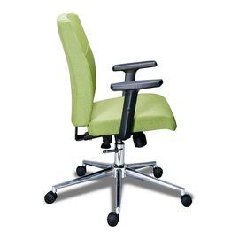 Компьютерное кресло МГ19 709 ПАУК ХРОМ КИТОН 08 САЛАТ Мирэй Групп, изображение 5