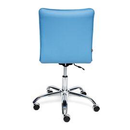 Компьютерное кресло «Zero» голубой (36-36) TetChair, Цвет товара: Голубой, изображение 3