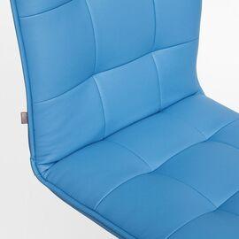 Компьютерное кресло «Zero» голубой (36-36) TetChair, Цвет товара: Голубой, изображение 4