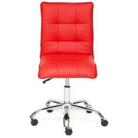 Компьютерное кресло «Zero» красный TetChair, Цвет товара: Красный, изображение 3