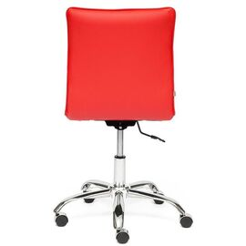 Компьютерное кресло «Zero» красный TetChair, Цвет товара: Красный, изображение 4
