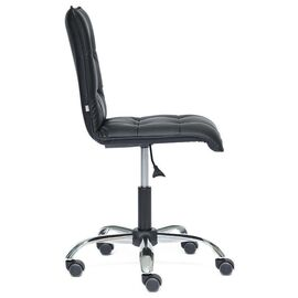 Компьютерное кресло «Zero» черный (36-6) TetChair, Цвет товара: Черный, изображение 3