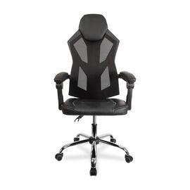Кресло для геймеров College CLG-802 LXH Black, Цвет товара: Черный, изображение 2