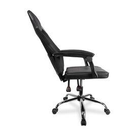 Кресло для геймеров College CLG-802 LXH Black, Цвет товара: Черный, изображение 5