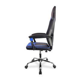 Кресло для геймеров College CLG-802 LXH Blue, Цвет товара: Синий, изображение 3