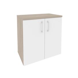 Шкаф для документов приставной/опорный Onix O.SHPO-7 Дуб Аризона/белый 720x432x750, Цвет товара: Дуб Аризона/Белый, изображение 2