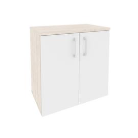 Шкаф для документов приставной/опорный Onix O.SHPO-7 Дуб Аризона/белый 720x432x750, Цвет товара: Дуб Аризона/Белый, изображение 3
