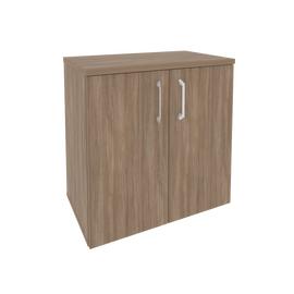Шкаф для документов приставной/опорный Onix O.SHPO-7 Дуб Аризона/белый 720x432x750, Цвет товара: Дуб Аризона/Белый, изображение 4