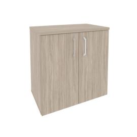 Шкаф для документов приставной/опорный Onix O.SHPO-7 Дуб Аризона/белый 720x432x750, Цвет товара: Дуб Аризона/Белый, изображение 5