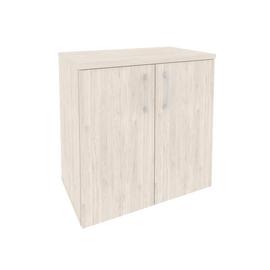 Шкаф для документов приставной/опорный Onix O.SHPO-7 Дуб Аризона/белый 720x432x750, Цвет товара: Дуб Аризона/Белый, изображение 6