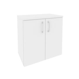 Шкаф для документов приставной/опорный Onix O.SHPO-7 Дуб Аризона/белый 720x432x750, Цвет товара: Дуб Аризона/Белый, изображение 7