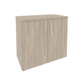 Шкаф для документов/опорный к столам Riva Onix O.SHPO-8 Дуб Аризона 800x432x750, Цвет товара: Дуб Аризона, изображение 2