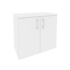Шкаф для документов/опорный к столам Riva Onix O.SHPO-8 Дуб Аризона 800x432x750, Цвет товара: Дуб Аризона, изображение 4