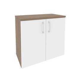 Шкаф для документов/опорный к столам Riva Onix O.SHPO-8 Дуб Аризона 800x432x750, Цвет товара: Дуб Аризона, изображение 5