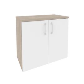 Шкаф для документов/опорный к столам Riva Onix O.SHPO-8 Дуб Аризона 800x432x750, Цвет товара: Дуб Аризона, изображение 6