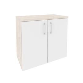 Шкаф для документов/опорный к столам Riva Onix O.SHPO-8 Дуб Аризона 800x432x750, Цвет товара: Дуб Аризона, изображение 7