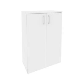 Шкаф для документов средний широкий Onix O.ST-2.3 Дуб Аризона 800x420x1207, Цвет товара: Дуб Аризона, изображение 4